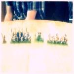 High Elves Prepared For Battle
